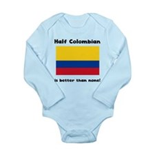 Half Colombian Body Suit