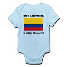 Half Colombian Body Suit