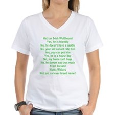 Questions Answered (he) Shirt