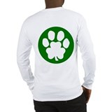 Irish wolfhound Long Sleeve T-shirts