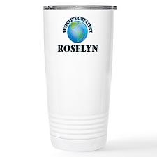 World's Greatest Rosely Travel Mug