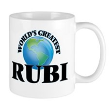 World's Greatest Rubi Mugs