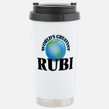 World's Greatest Rubi Travel Mug