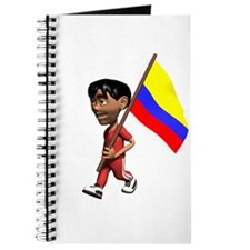 Colombia Boy Journal