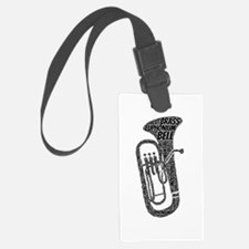 Euphonium Luggage Tag