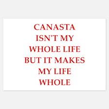 canasta Invitations