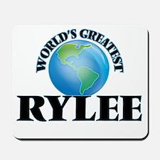 World's Greatest Rylee Mousepad