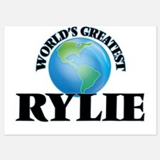 World's Greatest Rylie Invitations