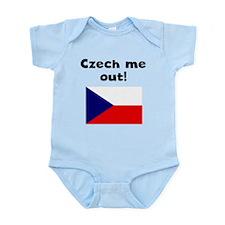 Czech Me Out Body Suit