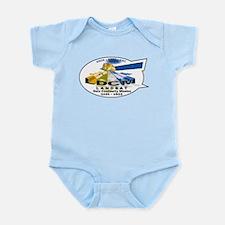 LDCM 8 Logo Infant Bodysuit