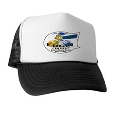 LDCM 8 Logo Trucker Hat