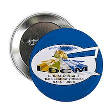 """LDCM 8 Logo 2.25"""" Button"""