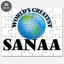 World's Greatest Sanaa Puzzle