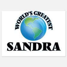 World's Greatest Sandra Invitations