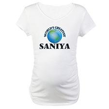 World's Greatest Saniya Shirt