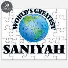 World's Greatest Saniyah Puzzle