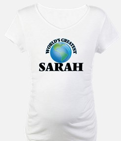 World's Greatest Sarah Shirt