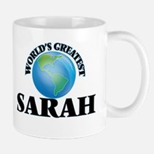 World's Greatest Sarah Mugs