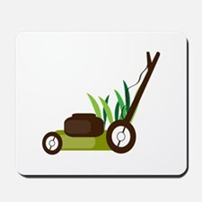 Lawn Mower Mousepad