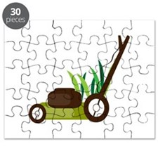 Lawn Mower Puzzle