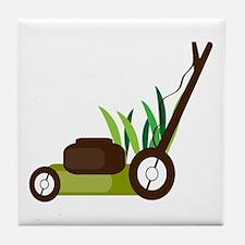 Lawn Mower Tile Coaster