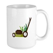 Lawn Mower Mugs