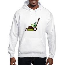 Lawn Mower Hoodie