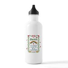 Cute Crafter Water Bottle