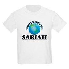 World's Greatest Sariah T-Shirt