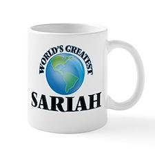 World's Greatest Sariah Mugs
