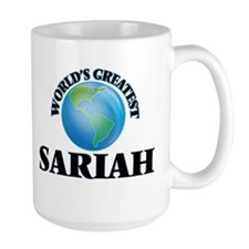 World's Greatest Sariah Mugs