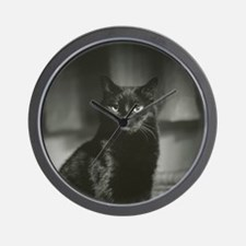 Funny Film noir Wall Clock