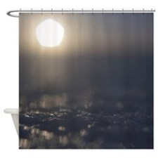 Cute Suns out Shower Curtain