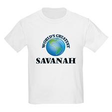 World's Greatest Savanah T-Shirt