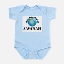 World's Greatest Savanah Body Suit