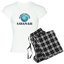 World's Greatest Savanah Pajamas
