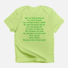 Questions Answered (she) - Infant T-Shirt