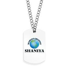 World's Greatest Shaniya Dog Tags