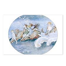 Sea Fairies Kids Postcards (Package of 8)
