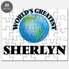 World's Greatest Sherlyn Puzzle
