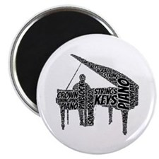 Piano Magnets