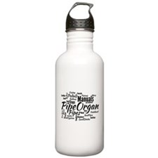Pipe Organ Water Bottle