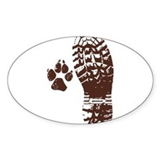 Hike with friends Decal Decal