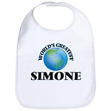 World's Greatest Simone Bib