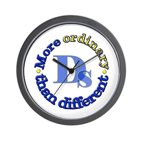 Ds Ordinary Wall Clock