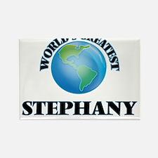 World's Greatest Stephany Magnets