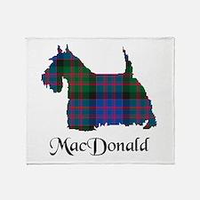 Terrier - MacDonald Throw Blanket