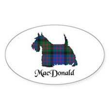 Terrier - MacDonald Decal