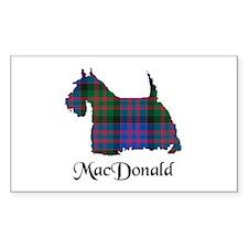 Terrier - MacDonald Decal