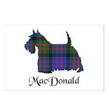 Terrier - MacDonald Postcards (Package of 8)